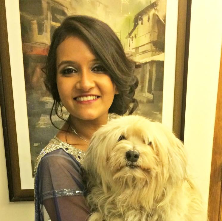 Hazel, Doggie Sister:)