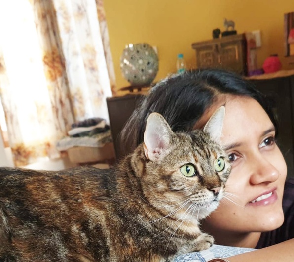 Jennifer, Kittie Daughter:)