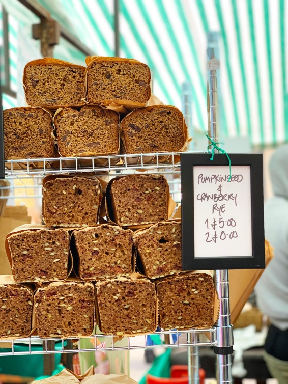Vegan Rye Bread at Nyborg's Kitchen